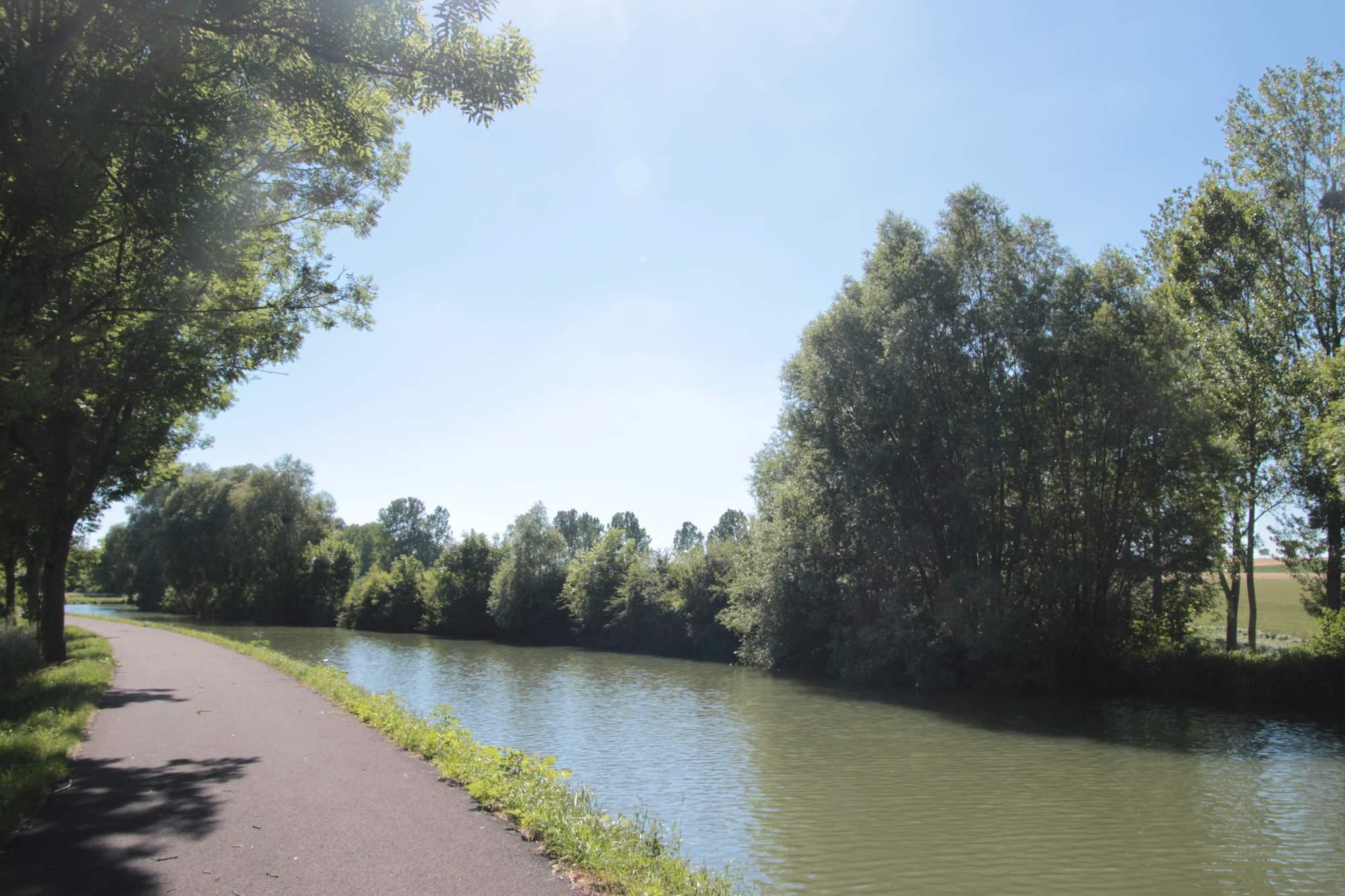 site projet méthasanon depuis voie verte