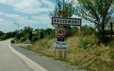 Les habitants de Bauzemont se mobilisent contre l'usine à gaz