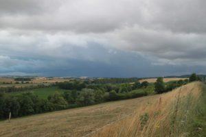 campagne Einville au Jard - Bauzemont paysage préservé bocages